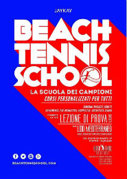 Beach Tennis School